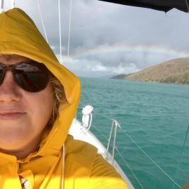 Rainbow, Whitsundays