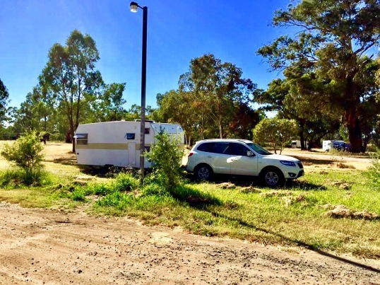 Caravanning, NSW